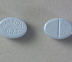 Buy Halcion (Triazolam) 0.250mg online