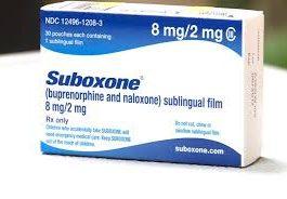Buy Suboxone 8mg Strips (Film) online