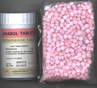 Buy Anabol 5mg online