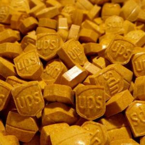 Buy Yellow UPS (220mg mdma) pills