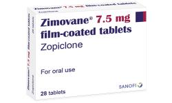 Buy Zopiclone (Zimovane) 7.5mg online