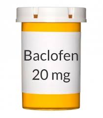 Buy Baclofen 20mg online