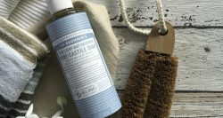 Dr. Bronner's Baby Unscented Pure-Castile Liquid Soap