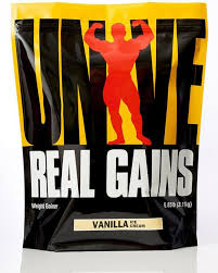 Universal Real Gains Weight Gainer